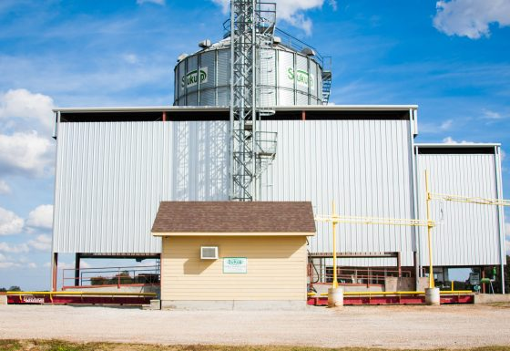Truck Scale Grain Facility Leighton, AL